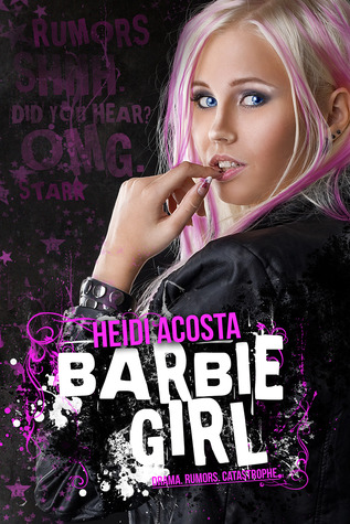 {Blog Tour} Review: Barbie Girl by Heidi Acosta