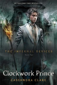 Review: Clockwork Prince by Cassandra Clare (The Infernal Devices #2)