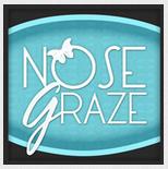 nose graze