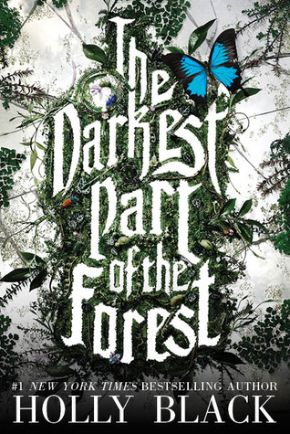 Audiobook Review: The Darkest Part of the Forrest by Holly Black