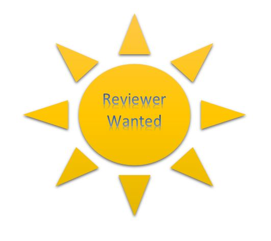 Reviewers Wanted!