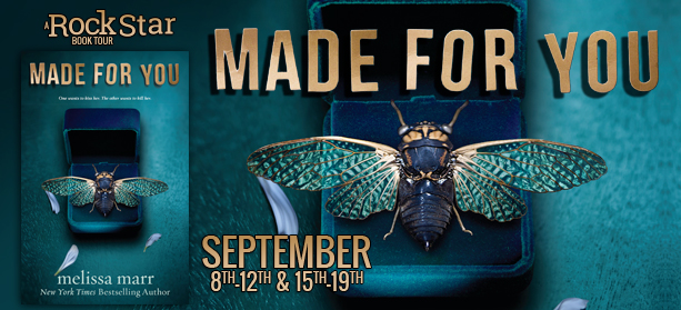 Blog Tour and Review: Made for You by Melissa Marr