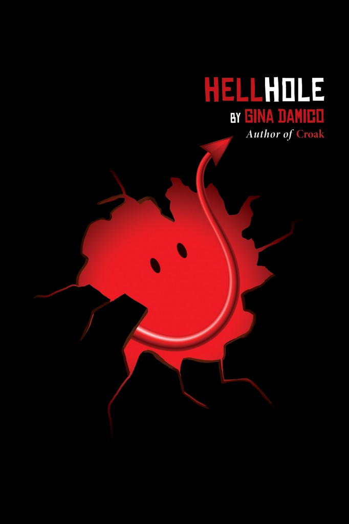 Trailer Reveal: Hellhole by Gina Damico