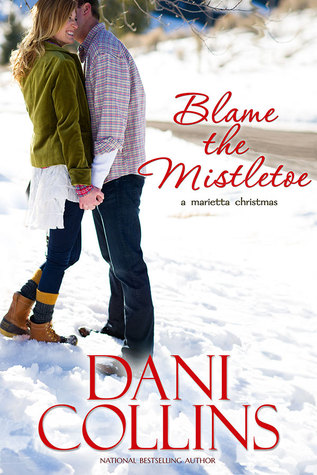 Review: Blame the Mistletoe by Dani Collins