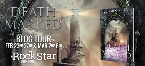 Blog Tour, Guest Post and Giveaway: Death Marked by Leah Cypess