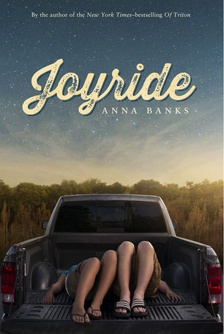 Marianne Reviews {Joyride by Anna Banks}