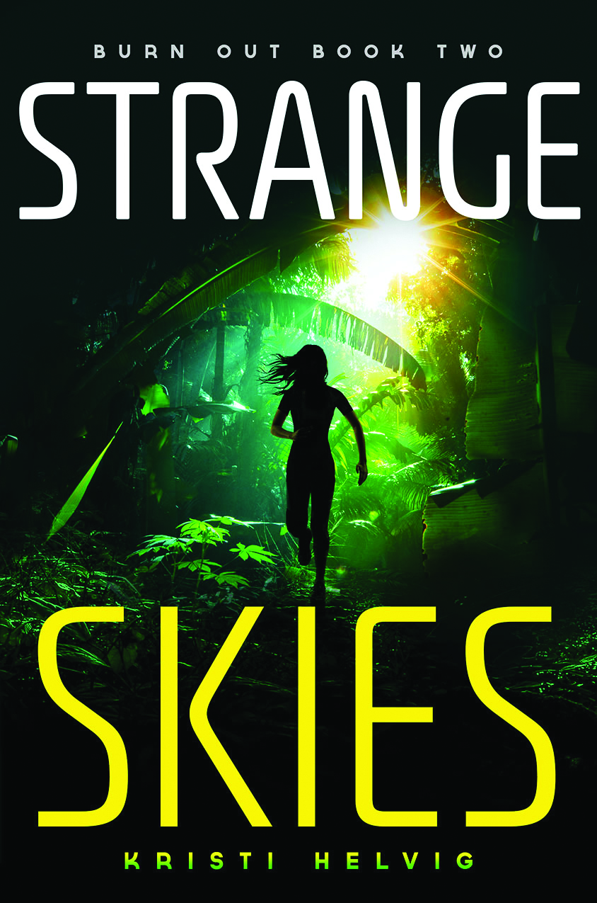 Review {Strange Skies by Kristi Helvig}