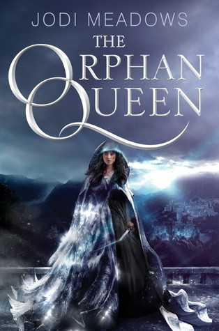Blog Tour, Review and Giveaway {The Orphan Queen by Jodi Meadows}