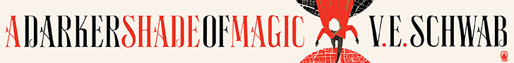Blog Tour and Giveaway {A Darker Shade of Magic by V.E. Schwab}