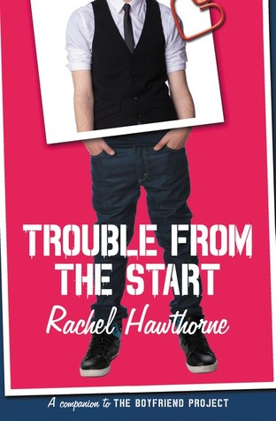 Blog Tour   Review & Giveaway {Trouble from the Start by Rachel Hawthorne}