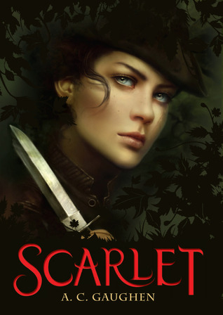 Review: Scarlet by A. C. Gaughen