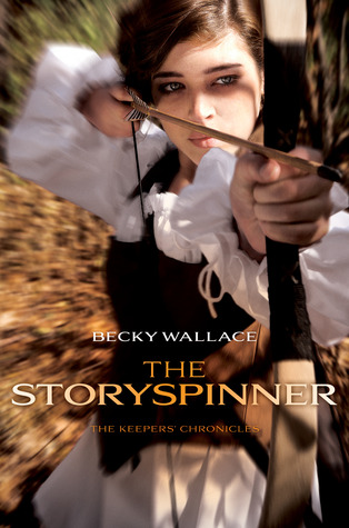 Review: The Storyspinner by Becky Wallace