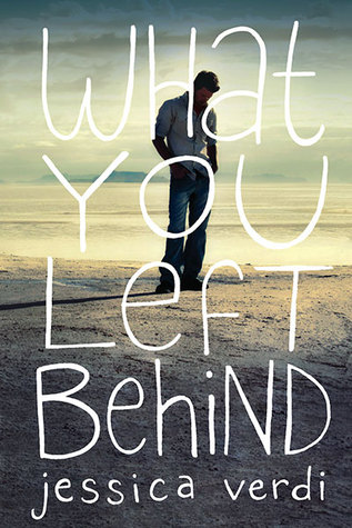 Review {What You Left Behind by Jessica Verdi}