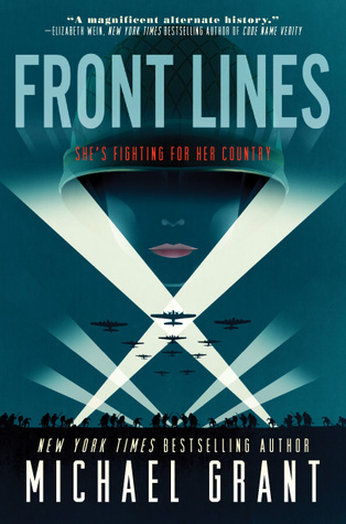 {WoW #109} Front Lines by Michael Grant