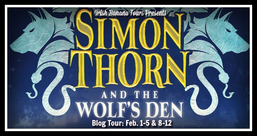 {Blog Tour, Q&A and Giveaway{ Simon Thorn by Aimée Carter}