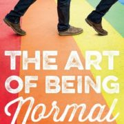 {Bee's Reviews} The Art of Being Normal by Lisa Williamson ~ Cute, Sweet & So Important!