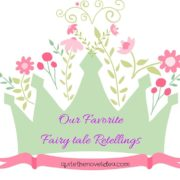 {Favorite Fairytale Retelling} Beauty and the Beast