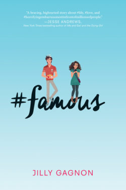 Bee Reviews #FAMOUS by Jilly Gagnon // Kinda Cute But Nothing Special