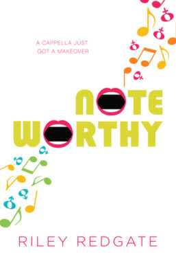 Bee Reviews NOTEWORTHY by Riley Redgate