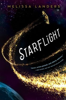 In Which Bee Mini-Reviews STARFLIGHT and LOVE & OTHER FOREIGN WORDS