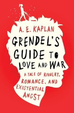 Bee Reviews GRENDEL'S GUIDE TO LOVE AND WAR by A.E. Kaplan // Funny & Surprisingly Feelsy