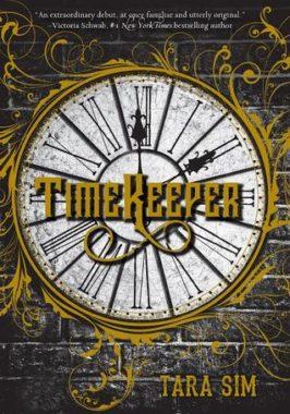 Bee Reviews TIMEKEEPER by Tara Sim // Romance, Clocks & Explosions, Oh My!