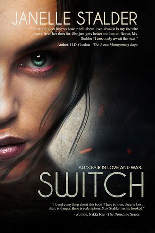 {Effie Reviews} Switch by Janelle Stalder