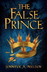 Review: The False Prince by Jennifer A. Nielsen