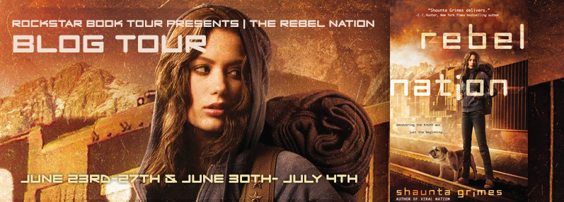 Blog Tour | Review | Giveaway: Revel Nation