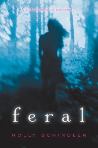 Interview, Review and Giveaway: Feral by Holly Schindler
