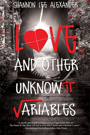 Blog Tour, Guest Post and Giveaway: Love and Other Unknown Variables by Shannon Lee Alexander
