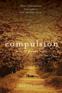 Blog Tour, Review and Giveaway: Compulsion by Martina Boone