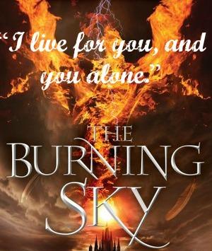 burning sky titus