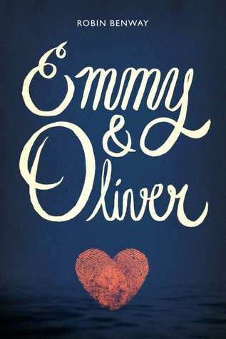 Jacklin Reviews {Emmy & Oliver by Robin Benway}
