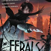 {ARC Review} Ferals by Jacob Grey