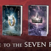 Audiobook Series Review {The Seven Realms by Cinda Williams Chima}