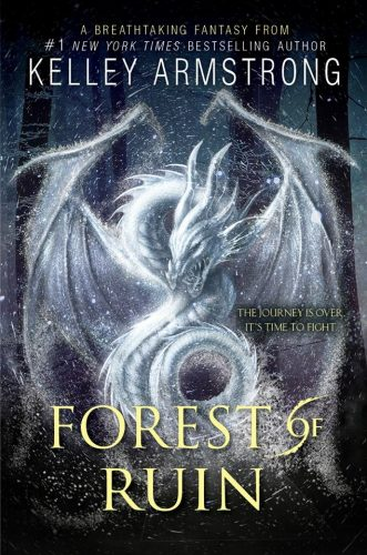 {Liza Reviews} Forest of Ruin by Kelley Armstrong