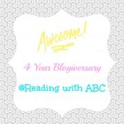 4 Year Blogiversary Celebration Giveaway!
