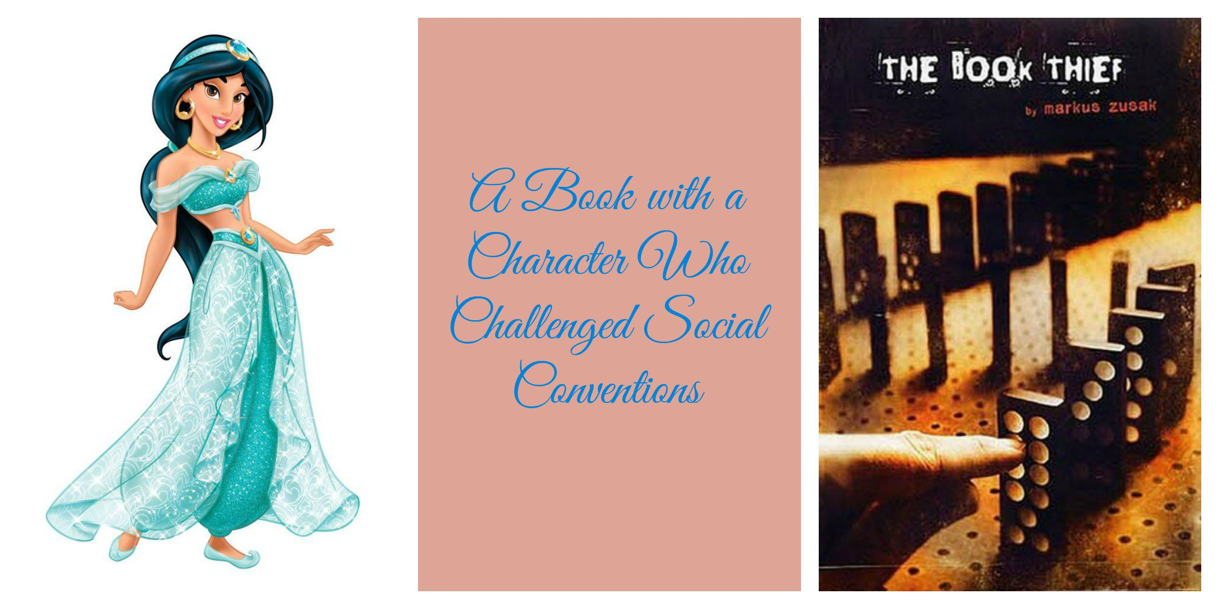 The Disney Princess Book Tag