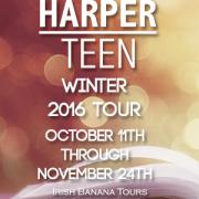 HarperTeen Winter 2016 Tour {Forest of Ruin}