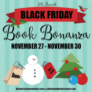 5th Annual Black Friday Book Bonanza!
