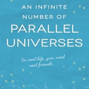{Bieke Reviews} An Infinite Number of Parallel Universes by Randy Ribay