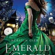 {Effie Reviews} Emerald Green by Kerstin Gier
