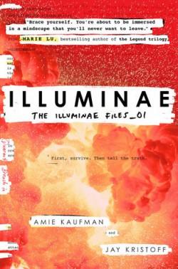 {Bieke Reviews} Illuminae by Jay Kristoff & Amie Kaufman