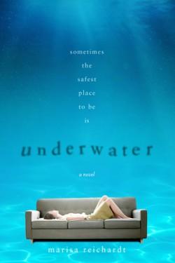 {Blog Tour ~ Bieke Reviews} Underwater by Marisa Reichardt