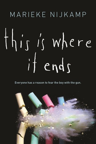{Bieke Reviews} This is Where it Ends by Marieke Nijkamp