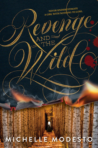 {Bieke Reviews} Revenge and The Wild by Michelle Modesto