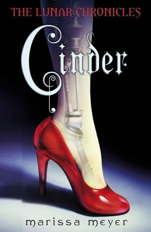 Re-read & Review #4 – Part 1: Cinder by Marissa Meyer