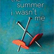 {Bee Reviews} The Summer I Wasn't Me by Jessica Verdi