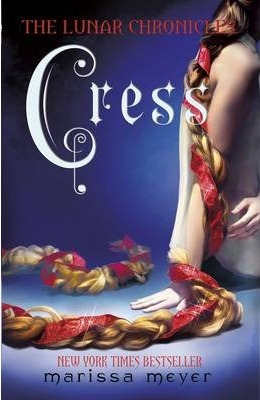 Review: Cress by Marissa Meyer